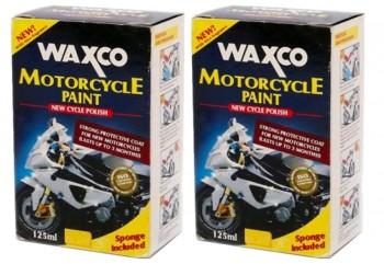 WAXCO Motorcycle Paint New Polish C72-WX-125-MP Cairan Poles Buy 1 Get 1