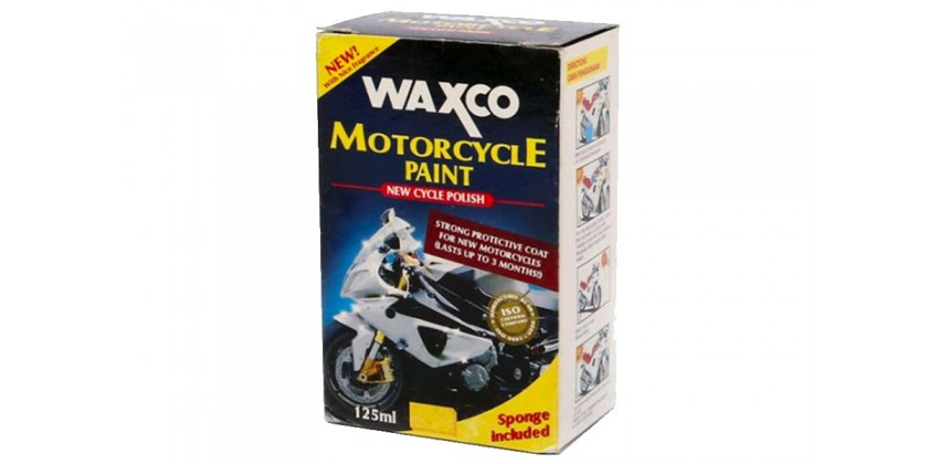 WAXCO Motorcycle Paint New Polish - 125 ml 0