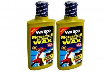 WAXCO Motorcycle Silicon 2 in 1 Shampo Motor Buy 1 Get 1