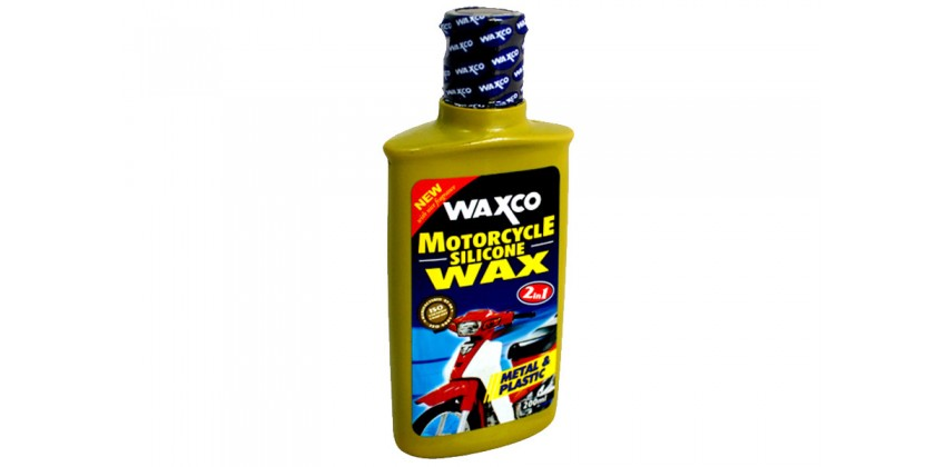 WAXCO Motorcycle Silicon 2 in 1 - 200 ml 0