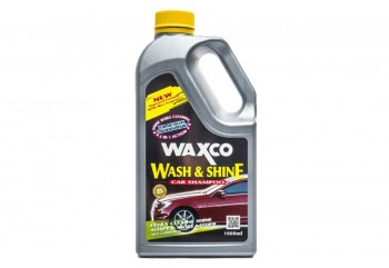 WAXCO Wash and Shine Car Shampoo