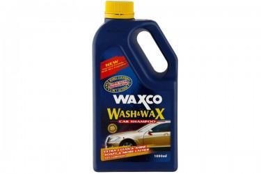 Waxco Wash and Wax Shampo Motor 1000ml