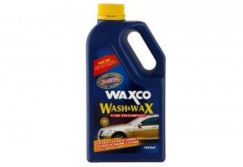 WAXCO Wash and Wax