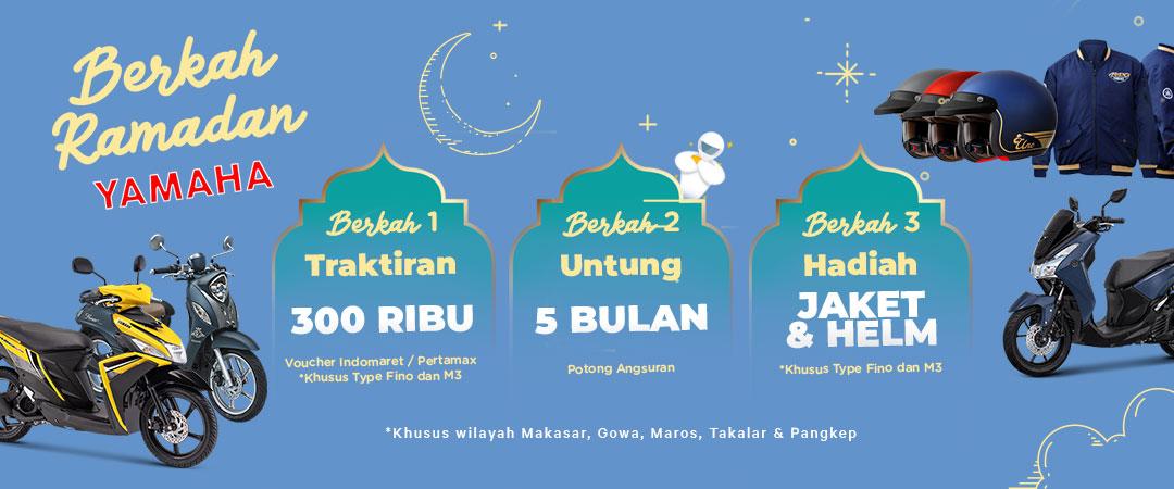 Promo Berkah Ramadan Makasar - Potong Tenor, Voucher Belanja dan Hadiah Langsung