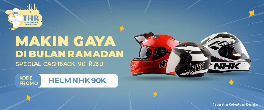 Promo Helm NHK