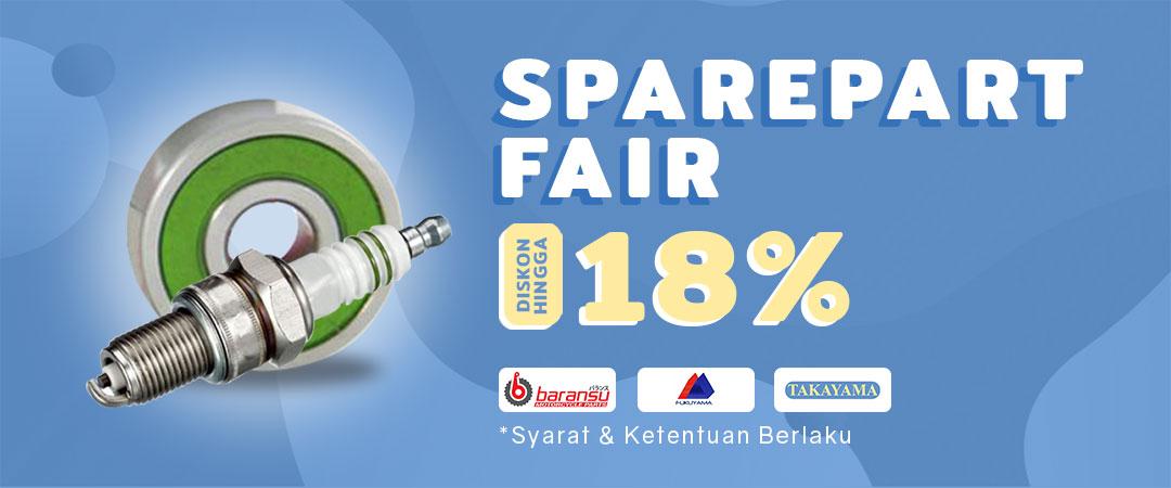 Promo Sparepart Fair