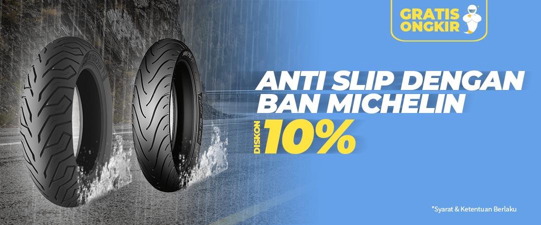 Anti Slip Dengan Michelin