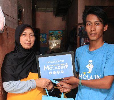 moladin testimoni dari Fahrizs Ramadhan